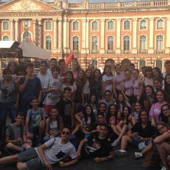 Viatge a Toulouse – 2n ESO.