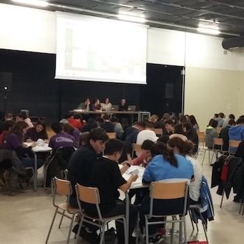 Copa Cangur – 2n i 3r d'ESO.