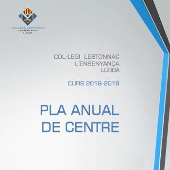 Benvinguda i primeres informacions del curs 2018-2019