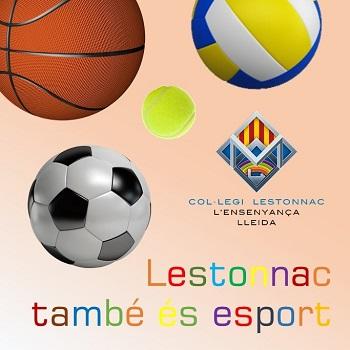 Lestonnac també és esport - Dia mundial de l'activitat física