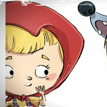 La caputxeta vermella - P2