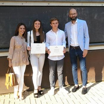 Distincions Proves d'Accés a la Universitat 2019